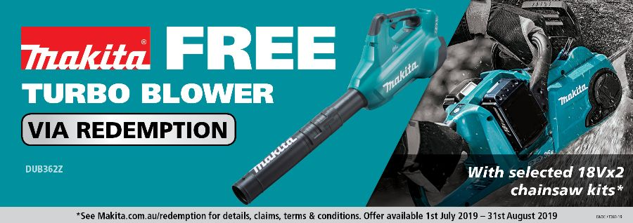 Makita Power Tools Redemptions