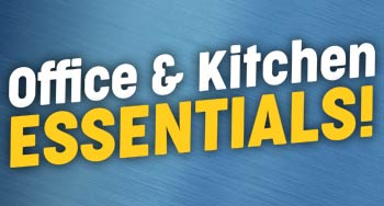 Office and Kitchen Essentails